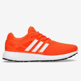 Zapatillas Running Adidas Energy Cloud Naranjas