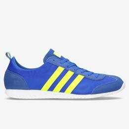 ADIDAS JOG Sneakers Azul Verde Hombre