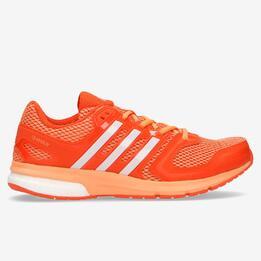 Zapatillas Running adidas Questar Boost Naranjas Mujer