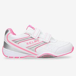 Zapatillas Blancas Niña Kelme (36-39)