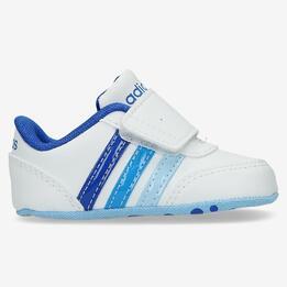 ADIDAS JOG Zapatillas Bebé Blanco Azul