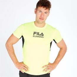 FILA TRAINING Camiseta Running Lima Hombre
