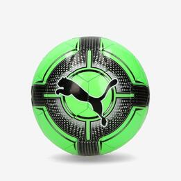 PUMA EVO POWER Minibalón Fútbol Verde Negro
