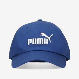 PUMA ESS Gorra Azul