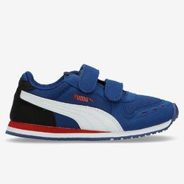 PUMA CABANA Sneakers Azul Niño (20-27)