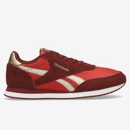 Sneakers Reebok Rojas Mujer