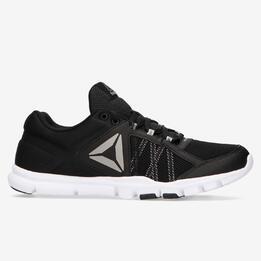 REEBOK YOURFLEX Zapatillas Fitness Negro Hombre