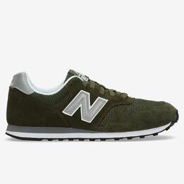 NEW BALANCE 373 Sneakers Verde Hombre