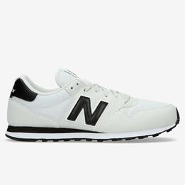 NEW BALANCE 500 Sneakers Blancas Hombre