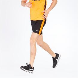 Malla Corta Running IPSO COMBI Negro Hombre