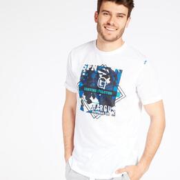 Camiseta Hargus Blanco Hombre