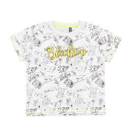 Camiseta SILVER BLACKTOP Gris Niño (2-8)