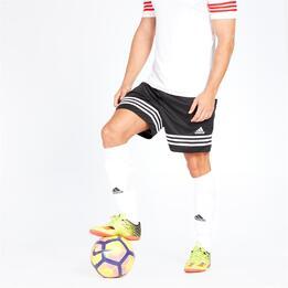 ADIDAS Pantalón Fútbol Negro Hombre