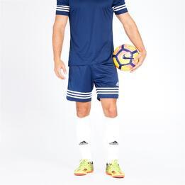 ADIDAS Pantalón Fútbol Marino Hombre