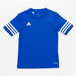 ADIDAS Camiseta Fútbol Marino Niño (8-14)