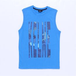 Camiseta KELME Marino Niño (10-16)