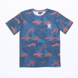 Camiseta KELME Denim Niño (2-8)