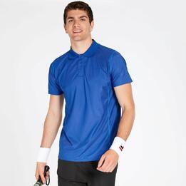 Polo Tenis PROTON BASIC Azul Hombre