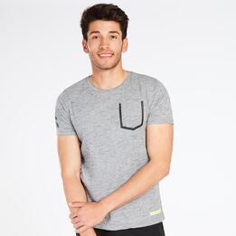 Camiseta SILVER TECH SUMMER Gris Hombre