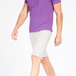 Pantalón Corto UP BASIC Gris Hombre