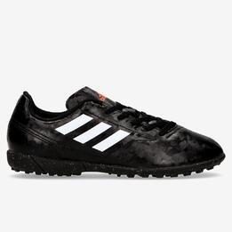Adidas Conquisto II Botas Turf Negro Niño (36-38,5)