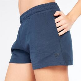 Pantalón Corto UP BASIC Marino Mujer