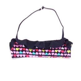 Top Bikini Niña Banda Marino Multicolor Up (2-8)