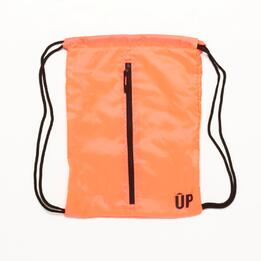 Gymsack Up Coral Negro