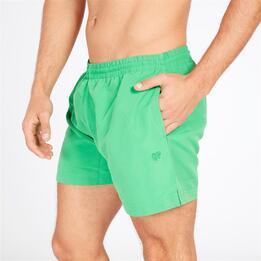 Bañador Verde Hombre Up Basic