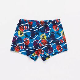 Bañador Boxer UP Multicolor Niño (10-16)