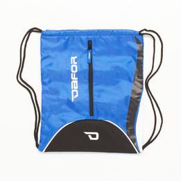 Gymsack Dafor Azul Negro