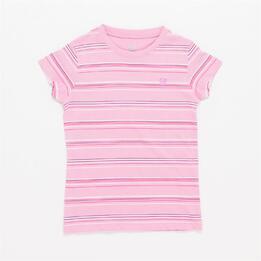 Camiseta UP Rosa (10-16)