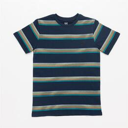 Camiseta UP BASIC Marino Niño (10-16)