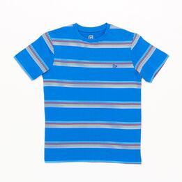 Camiseta UP BASIC Royal Niño (10-16)