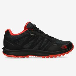 THE NORTH FACE LITEWAVE Zapatillas Gore Tex Negro Mujer