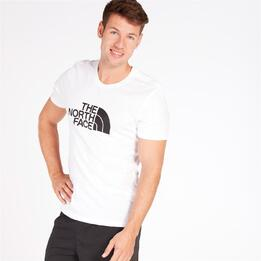 THE NORTH FACE EASY Camiseta Blanca Hombre