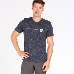 THE NORTH FACE Camiseta Marino Hombre