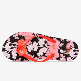 Chanclas Playa Up Estampado Flores Mujer
