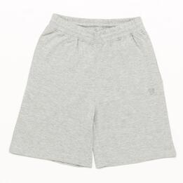 Pantalón Corto UP BASIC Gris Niño (10-16)