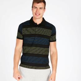 Polo UP Basic Negro Hombre