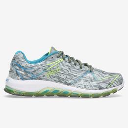 Zapatillas Running Azules Mujer Fila