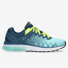 Zapatillas Running Fila Guardian Energized Azules Mujer