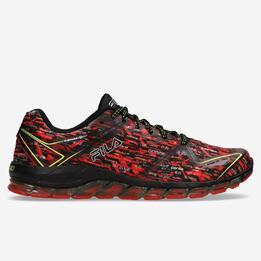 FILA CONDUIT Zapatillas Running Rojo Hombre
