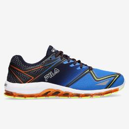 FILA CONDUIT Zapatillas Running Azul Hombre