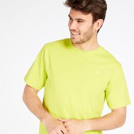 Camiseta Manga Corta UP BASIC Pistacho Hombre