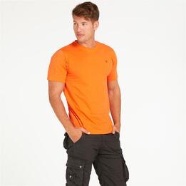 Camiseta UP Naranja Hombre