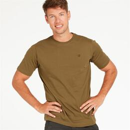 Camiseta UP Verde Hombre