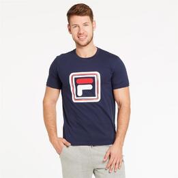 FILA CURVE Camiseta Marino Hombre