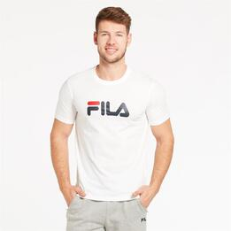 FILA EAGLE Camiseta Blanco Hombre