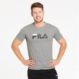 FILA EAGLE Camiseta Gris Hombre